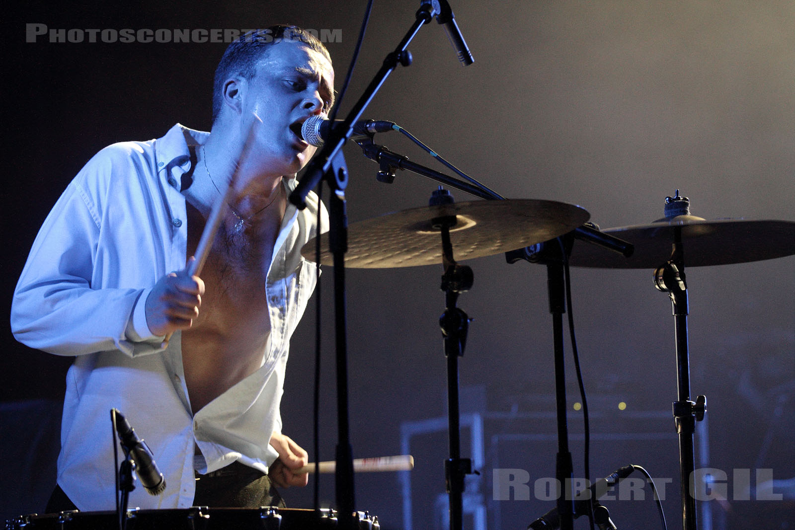 SLAVES - 2014-03-19 - PARIS - Gaite Lyrique